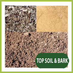 Compost, Top Soil, Play Bark, Play Sand