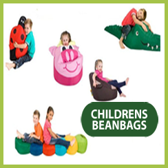 Children's Outdoor Beanbags