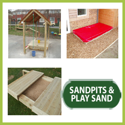 Sand Pits & Play Sand