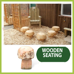 Wooden Seating