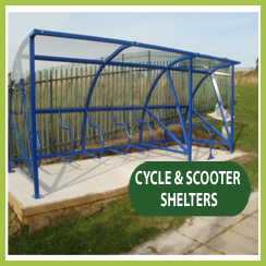 Cycle and Scooter Shelters