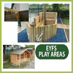 EYFS Play Areas