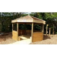 Outdoor Classrooms & Shelters