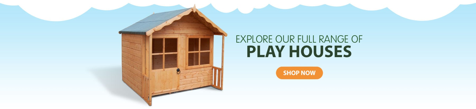 Explore Our Full Range of Playhouses