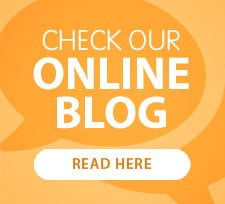 Check for our online Blog